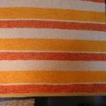 BW Teppich orange