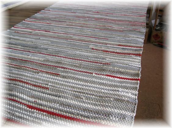 Fleckerlteppich  Fleckerlteppich (38,-/m2) handgewebtWeberei & Druckerei Zimmerbauer