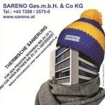 Aufnäher Sareno