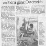Zeitung-Teppich