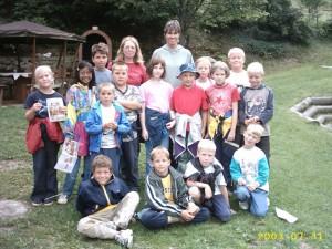 Schulgruppe 4