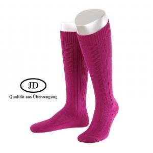 Trachtenstutzen-pink