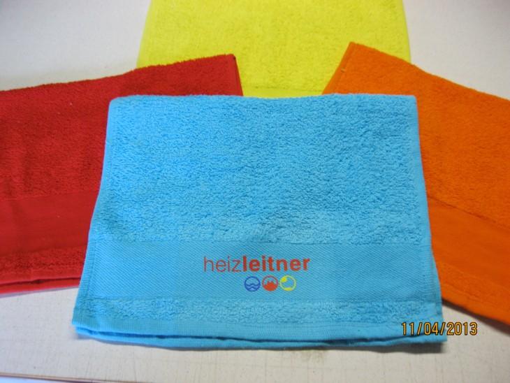 Handtücher Bedrucken Beiweberei Druckerei Zimmerbauer